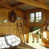 2011 intérieur du chalet